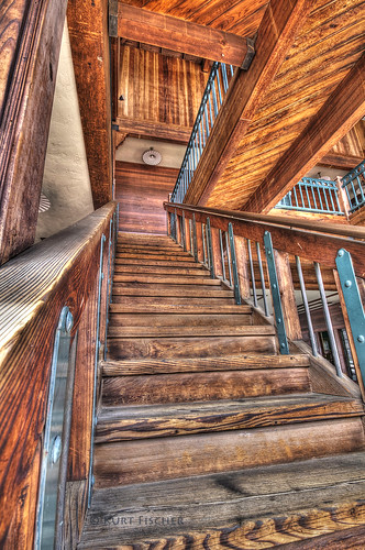 Wooden Stairs | by photoacumen