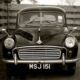 2011-03 black Morris Minor | by chapelcross8