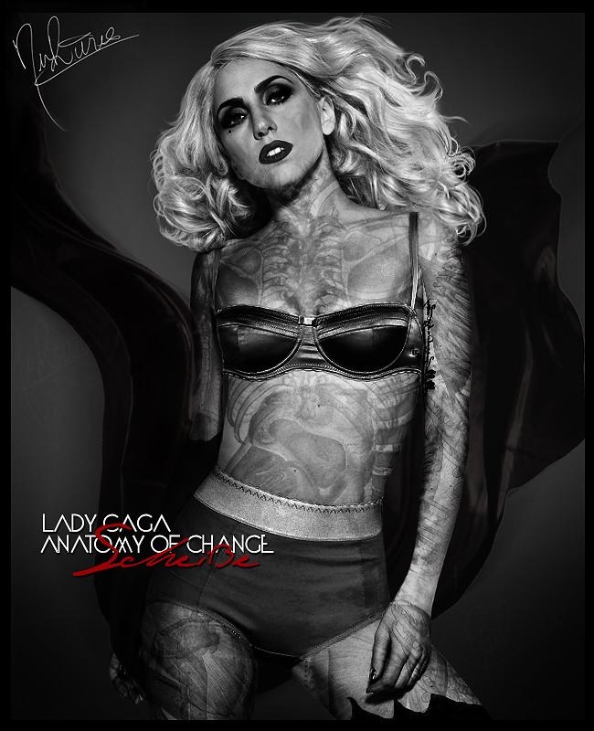 Scheiße (Anatomy Of Change) - Lady GaGa | Hola a todos! Quie… | Flickr