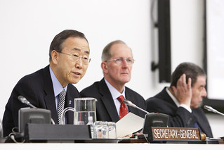 GA debate stresses need to invest in planning, prevention | by UNISDR Photo Gallery