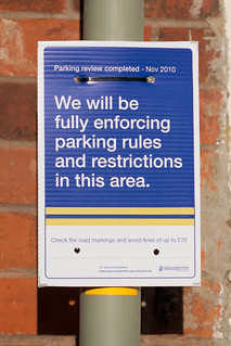 07 - February - 2011 -- Parking Rules | by reway2007