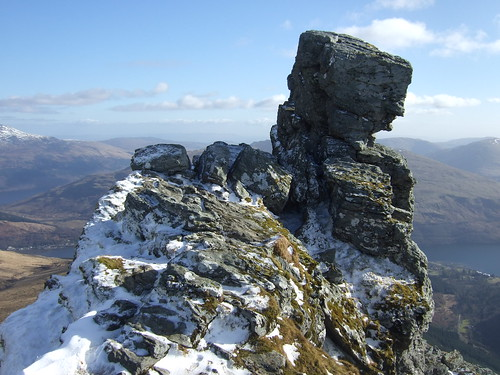 Central summit of the Cobbler | by evilscotsman1238