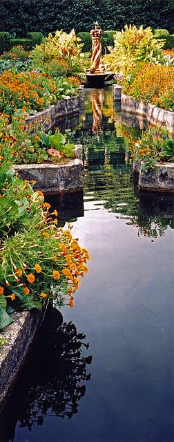 garden at Castelo Branco
