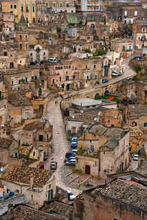 Strada tra i Sassi (Matera) | by Dancing Flowers by Gio'