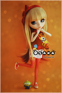 Osaka - Pullip Shinku | by -Poison Girl-