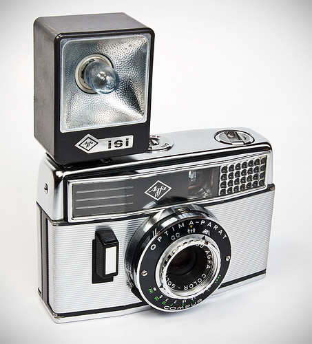 Agfa Optima Parat | by gorkola