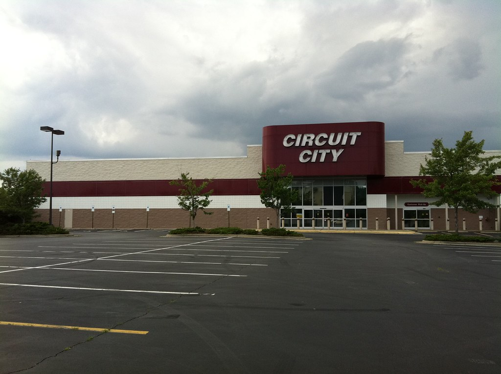 Circuit City Oak Hollow Mall