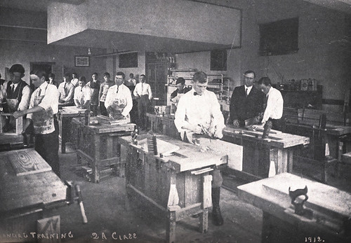 1912 Manual Training | by TEAinfo