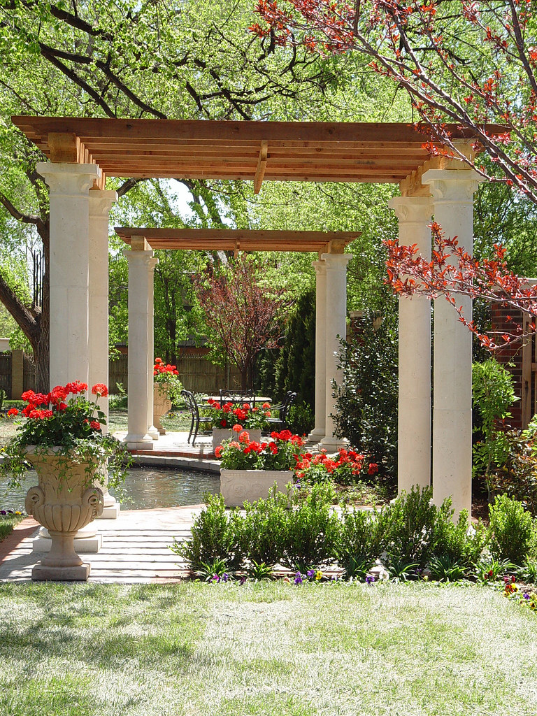 pergola paradise outdoor living flickr. Black Bedroom Furniture Sets. Home Design Ideas