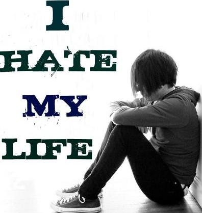 I Hate My Life Manishnannu Flickr