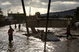 Tropical Storm Hanna Floods Gonaives | by United Nations Photo