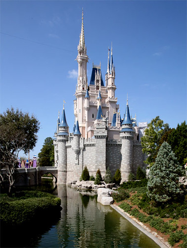 Disney Castle 2011 | by Darren L Carroll