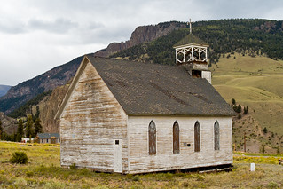 Colorado - Mountain Church | by NikonD3xuser1(Thanks for 1.7 million visits)