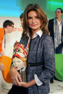 Natalie Massenet As A Chairman In London S Fashion Week