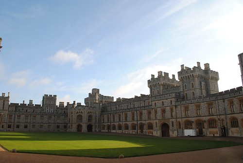 The Visitors' Apartments at Windsor Castle | by zawtowers