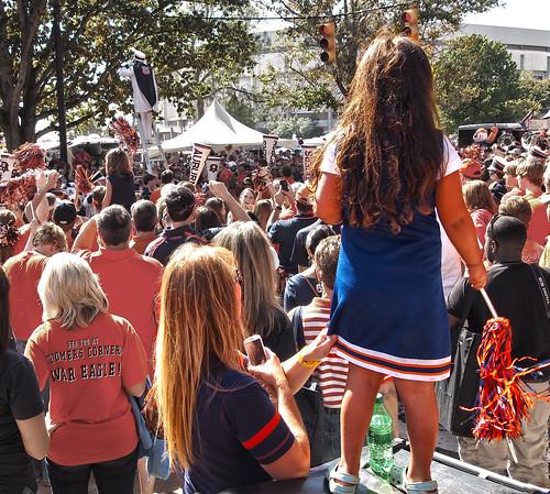Gay Auburn Fan Fotos
