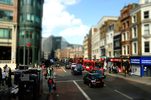 tiltshift london | by sulaphoto