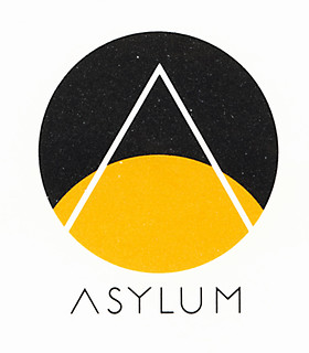 Milton Glaser: Asylum Records (logo) | by Milton Glaser Design Study Center and Archives