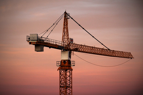 Tower Crane | by CoolMcFlash