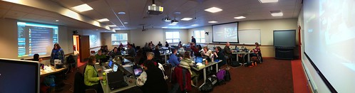 Our Missoula Classroom: 4 Screens! | by Wesley Fryer