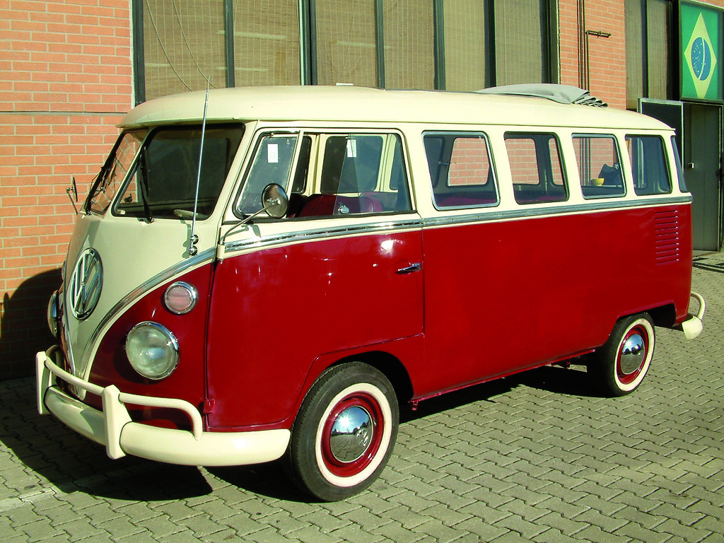 VW T1 Sunroof 1972  Flickr