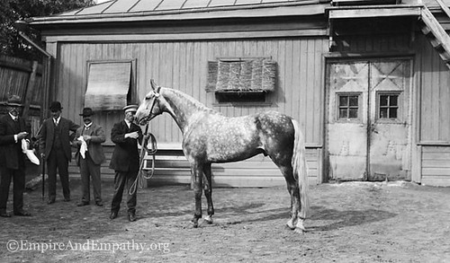Moscow Russian Horse Krepesh (Krepysh) 1909 | by Cranewoods.com