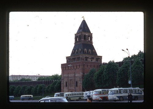 Constantine and Helen Tower, Moscow, 1969 | by Rob Ketcherside