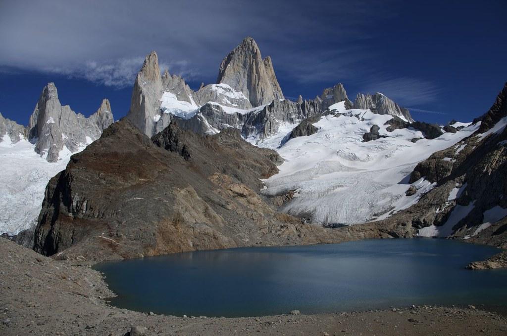 19 najpiękniejszych gór świata. Fitz Roy