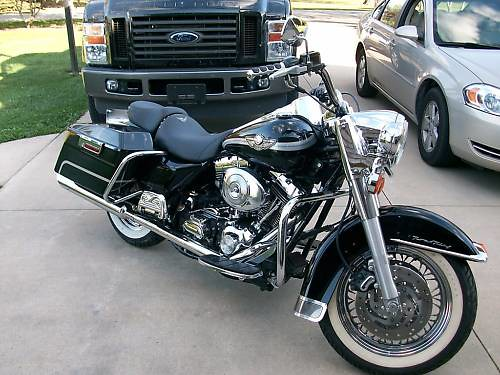 2003 Harley Davidson Road King 100th Anniversary Edition | Flickr