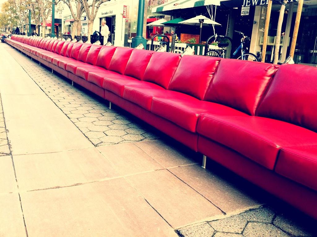 ... Longest Sofa In The World | By IJoeFoto