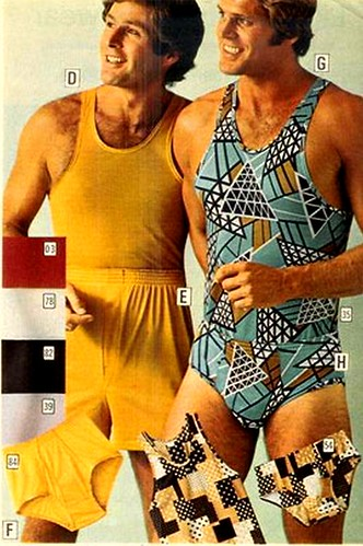 the 1970s -men underwear | by april-mo