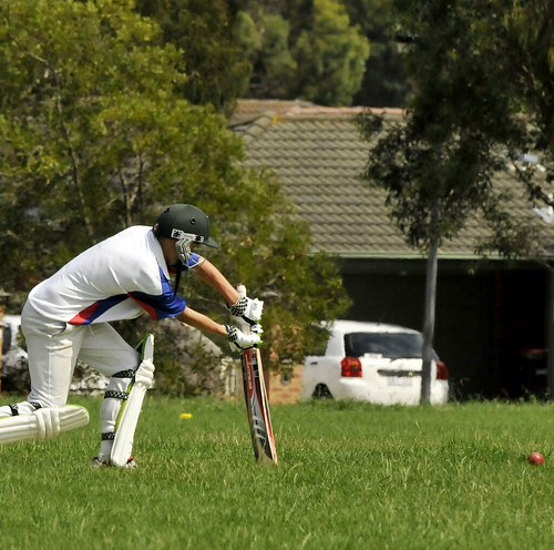 Cricket - Sport Photography by Vladimir D Ivanovic | by PhotoArt Gallery VIDIM