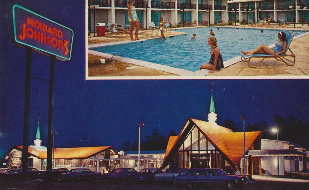 Howard Johnson's Motor Lodge & Restaurant - Lumberton, North Carolina