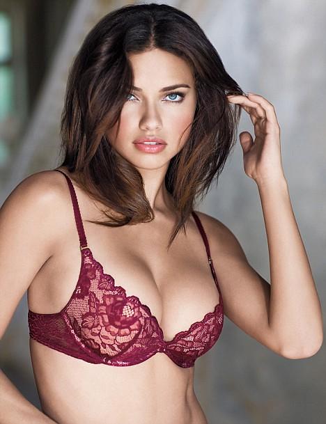 Hot Sexy Adriana Lima Best Wallpapers E Mediacity