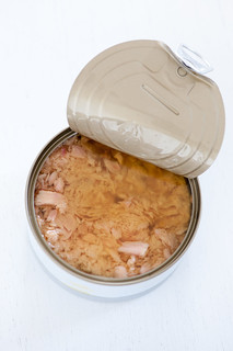 can of tuna in oil | by jules:stonesoup