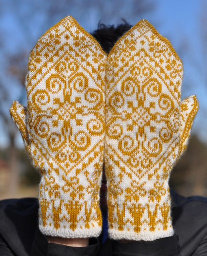 49. paper doll mittens Paper Doll Mittens @ The Little ...