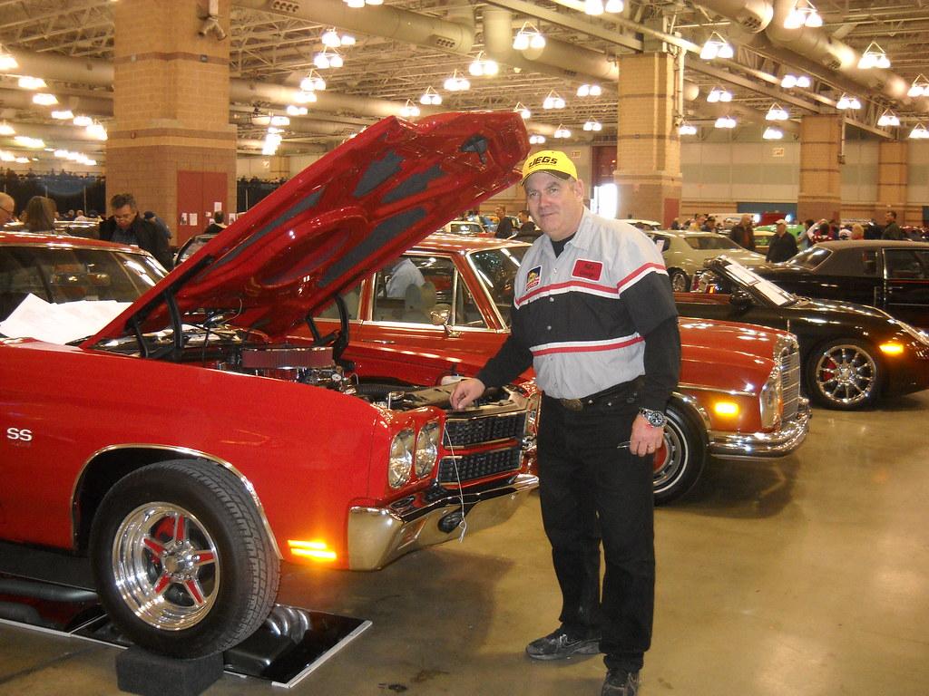 Bill Edgar At The Atlantic City Classic Car Show Me In My Flickr - Atlantic city classic car show