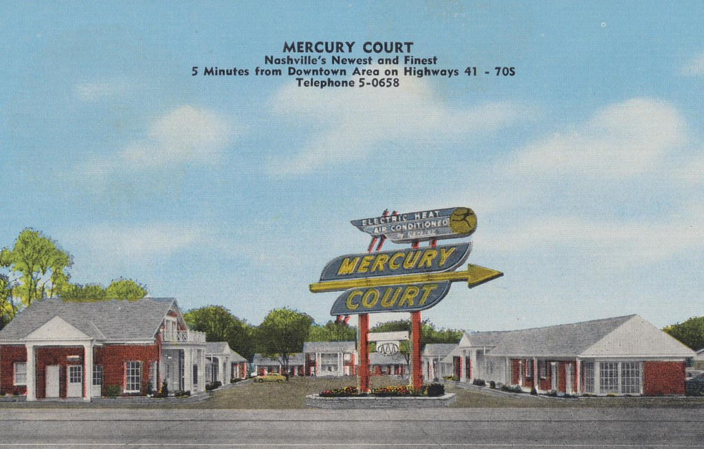 Mercury Court - Nashville, Tennessee