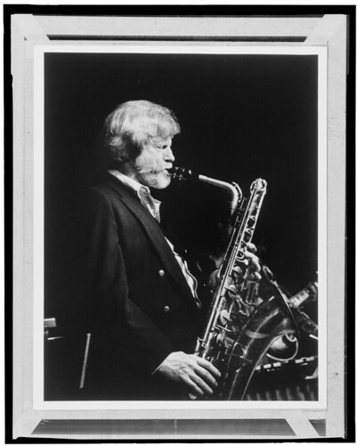 [Portrait of Gerry Mulligan, ca. 1980s] (LOC) | by The Library of Congress