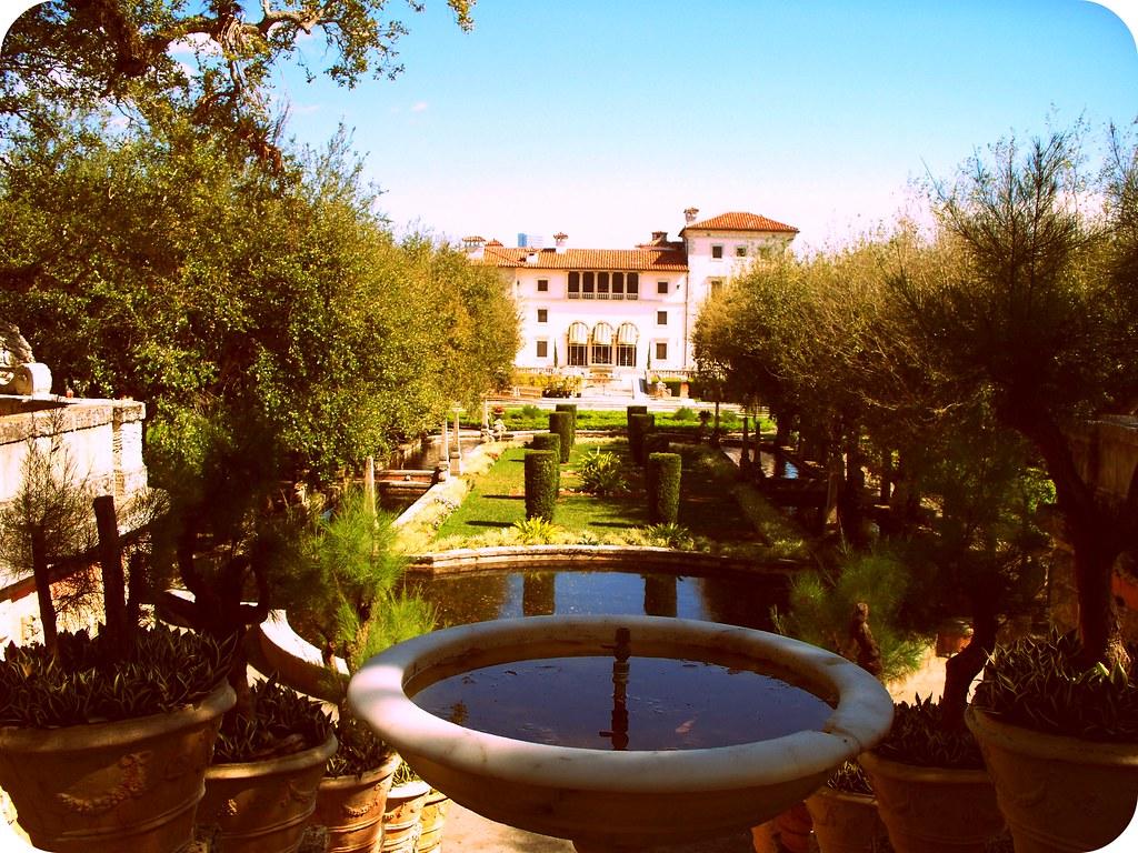 Vizcaya mansion and gardens   Flickr
