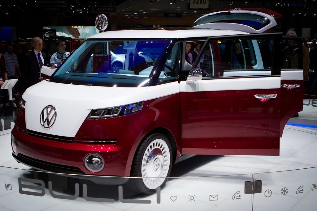 Volkswagen Gulli, the New Combi | Steeve Constanty | Flickr