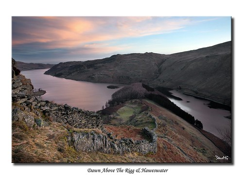 Dawn Above The Rigg & Haweswater | by SteveMG