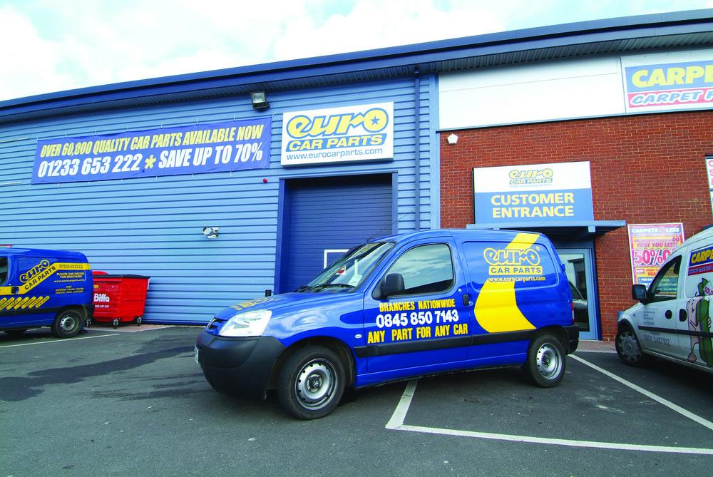 Euro Car Parts Ashford Euro Car Parts Ashford Branch Has A Flickr