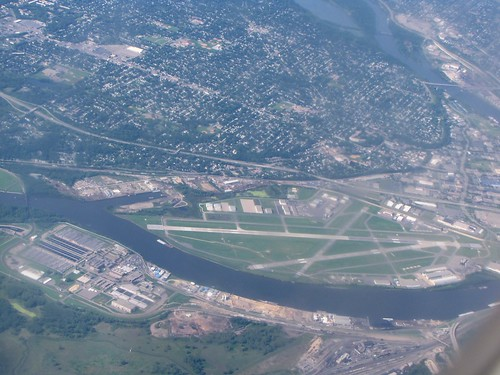 St. Paul Downtown Airport | by redlegsfan21