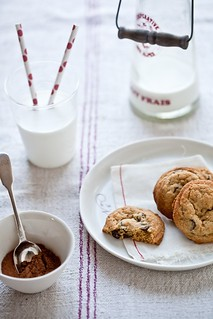 A Handful Of Cookies & A Glass Of Milk | Recipe and story ...
