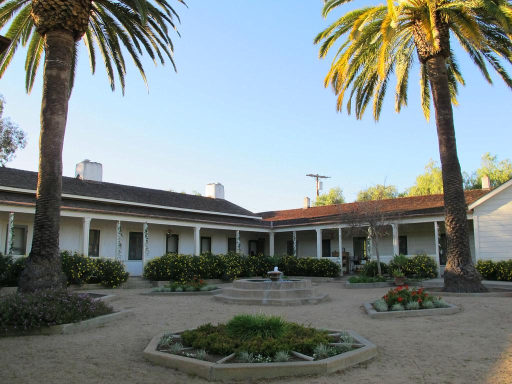Los Peñasquitos Adobe Ranch House and Canyon Preserve   Flickr