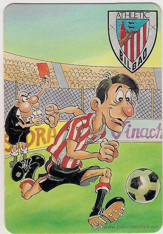 Athletic Bilbao Calendario.Calendario Futbol Athletic Bilbao Ano 2001 Delathletic
