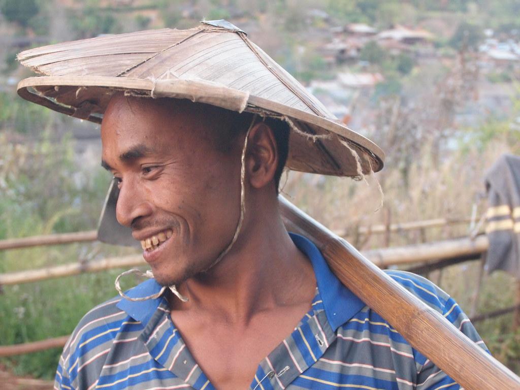 Trek 2 días a pueblo Shan desde Hsipaw