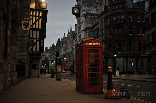 London Calling  -  London, UK | by N+C Photo