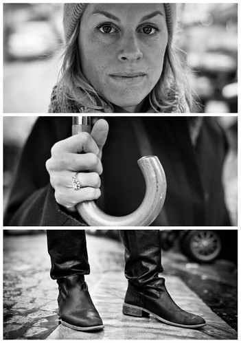 Triptychs of Strangers #9: The German - Paris | by adde adesokan